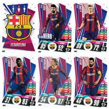 TOPPS MATCH ATTAX CHAMPIONS EUROPA LEAGUE 2020 2021 20 21 BARCELONA SCEGLI CARD