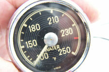 Mercedes Gullwing 300sl 190sl Roadster Owners Temperature Gauge W198 W121 Used