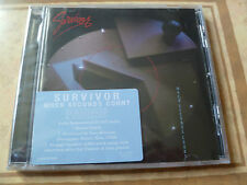Survivor - When Seconds Count NEW REMASTERED CD 2011 COBRA PRIDE OF LIONS TARGET