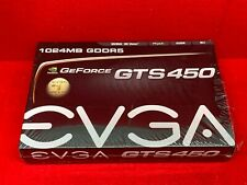 EVGA NVIDIA GeForce GTS 450 FPB 1GB GDDR5 Graphics Card PCI Express 2.0