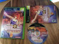 Dance Dance Revolution Ultramix, CIB & TESTED (Microsoft Xbox, 2003)