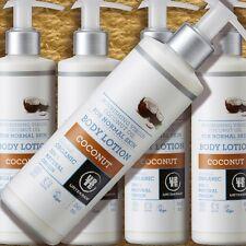 Urtekram Body Lotion Coconut nährende Feuchtigkeits Köperlotion Bio-Kokos 245ml
