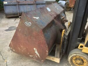 Gradall 9140 5055 1 1/4 Yard Telehandler Bucket