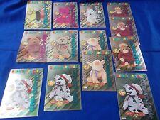 Ty Beanie Babies 13 Birthday Rookie Cards animal trading card plush 1999