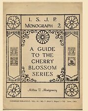 JAPAN. A Guide to the Cherry Blossom Series by M. Montgomery