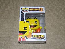Pac-Man - Pac-Man Funko Pop! Figurine en Vinyle #081