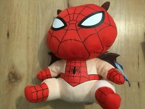 Spider-Man Devil 29cm Plush Toy - Brand New Marvel Licensed - OZ Stock