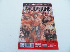 Wolverine Annual 1  One Shot . Marvel . 2014 -  VF