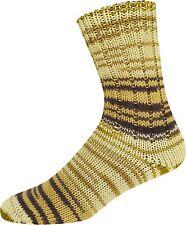 ONline Sockenwolle Sort. 290 6-fach Merino Color 150 g Farbe 2510