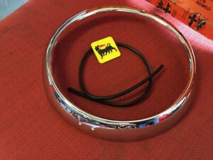 Alfa Romeo Spider S4 (91-94) headlight ring with gasket RIGHT  *NEW*