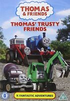 Thomas and Friends : Thomas Trusty Friends [DVD][Region 2]