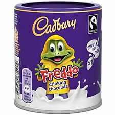 Cadbury FREDDO Fairtrade Hot Drinking Chocolate 175g