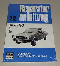 Reparaturanleitung Audi 80 B1 - ab 1972!