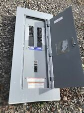Used - Square D 200amp Electrical Panel with Breakers Included