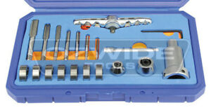 Ratcheting Tap and Die Set - 20 Piece (M3 - M12)