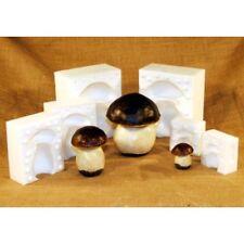 "Silicone Mushroom Mold, Large 5.5"" x4.5"""