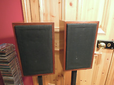 Spendor LS3 5A speakers in Walnut 8 Ohm Good condition