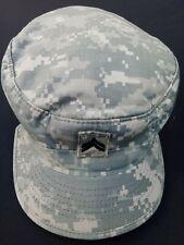 Army ACU Patrol Cap original Mütze Größe 7 5/8 = 61cm Kopfumfang gebraucht Copor