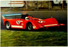 Cartolina Scuderia March 707 Canam Non Viaggiata