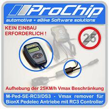 M-Ped-se VMAX Tuning pour Pedelec//E-Bike avec bionx Propulsion des prochip