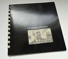 More details for ramsay reunion booklet scarce