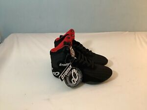 Otomix Stingray Bodybuilding MMA Black Shoes Men's 8 NEW