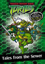 """""""VERY GOOD"""" Teenage Mutant Ninja Turtles – Tales from the Sewer: Chapter Book 1:"""