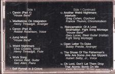 weird nightmare meditations on mingus charles cassette promo
