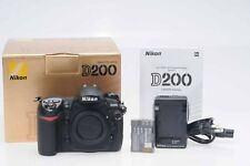 Nikon D200 10.2MP Digital SLR Camera Body                                   #336