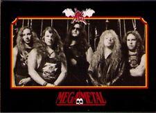 1991 Impel Mega Metal # 15 Dark Angel
