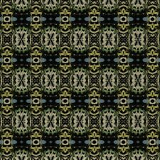Monarch Funky Mod Butterfly Black  Contemporary Modern Upholstery Fabric