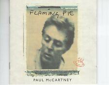 CDPAUL McCARTNEYflaming pieHOLLAND EX   (B4113)