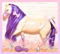 ❤️Kenner VTG Fashion Star Fillies CALLA Originals Purple Filly Horse FSF 1987❤️