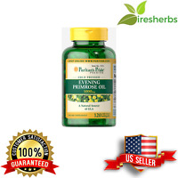 EVENING PRIMROSE OIL 1000MG NATURAL SOURCE GLA DIETARY SUPPLEMENT 120 SOFTGELS