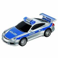Carrera GO!!! Porsche 997 GT3 Polizei Zur Verwendung mit jeder GO!!! Rennbahn.