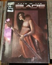 Fate Of The Blade Dw Comics # 1 Aug 2002