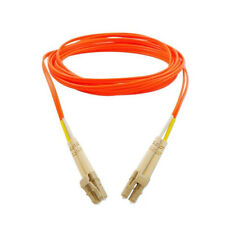 IBM 25m LC to LC 50/125 Fibre Optic Patch Lead Cable 12R9915 10GB