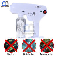 Blue Light Nano Steam Spray Fogging Disinfection Sprayer Gun 260ML 1200W US / EU