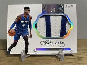 Nerlens Noel 2014-15 Flawless Patch /20 Kentucky 76ers Mavs Thunder Knicks