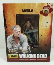 Eaglemoss The Walking Dead Merle In Box Figurine AMC