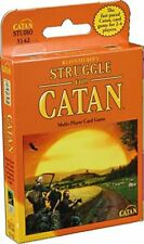 Struggle For Catan Card Game Catan Studios CN3142 Settlers Family