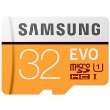SAMSUNG 32GB Class10 UHS-1 Micro SD Micro SDHC TF Flash Memory Card EVO
