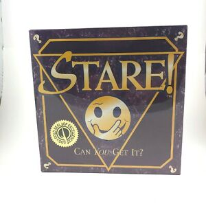 Stare Party Game 1999 Board Game Can You Get It First Edition Sealed NIB