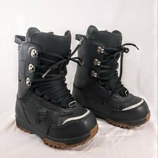 Forum Destroyer Snowboard Boots women's Size 7 US black new 38 EUR