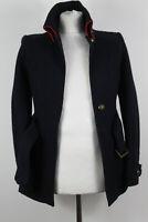 Womens Topshop Blue Jacket size See Description