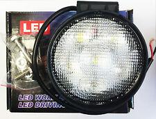 18W LED WORK LIGHT FLOOD LAMP off road TRUCK 4x4 CAR tractor VAN excavator ATV
