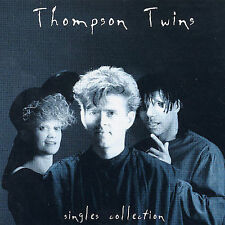 Singles Collection by Thompson Twins (CD, Oct-1996, Camden)
