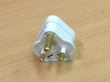 5 Amp Blanco Plug Top X 5 Ronda 3 Pin Conector