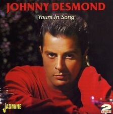 Johnny Desmond - Yours in Song [New CD] UK - Import
