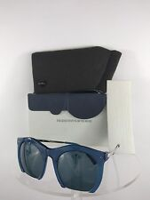 Brand New Authentic Grey Ant Sunglasses Carl Zeiss Optics The Foundry Blue